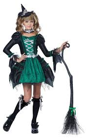 Halloween Witch Costumes Girls Collection Witch Halloween Costumes Kids Pictures Green Punky