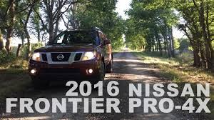 nissan xterra 2016 2016 nissan frontier pro 4x credibly real incredibly simple