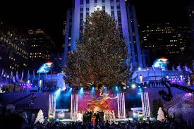 nbc tree lighting 2017 nbc s christmas in rockefeller center 2017 photos and images