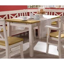Esszimmer Tisch Holz Landhaus Esstisch Weiß Lackiert Gebeizt Geölt 140x90 Fjord Holz