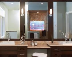 Bathroom Mirror Tv by How Mirror Tvs Work