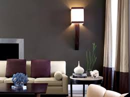 Purple Livingroom 2 Tone Living Room Walls Living Room Decoration