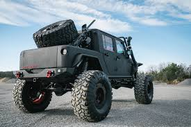 jeep wrangler custom interior the jeep wrangler rattletrap is a beast on the road man of many