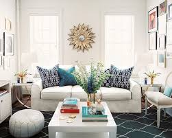blue living room rugs trend alert karate chopped throw pillows living rooms gold