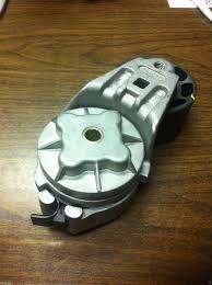 case 1845c 85xt 90xt skid steer fan belt tensioner j918944 j934817