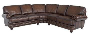 Futura Leather Sofa Popular Futura Leather Sofas With Galileo Brown Leather Sectional