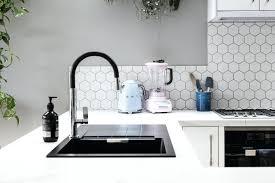 hexagon tile kitchen backsplash hexagonal tile backsplash hexagon tile kitchen images how to
