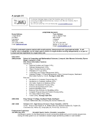 Resume For Any Job by Highly Adaptable Resume Free Resume Example And Writing Download