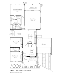 custom home floor plans free garden home floor plans design homes
