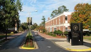 Uncg Campus Map University Of North Carolina At Pembroke Wikiwand