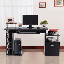bureau informatique avec rangement meuble dordinateur bureau informatique avec rangement achat dans