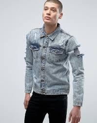 light distressed denim jacket brave soul brave soul distressed denim jacket where to buy how
