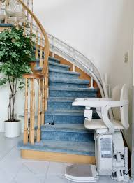 curved stairlift atlas 260 atlas escalateur
