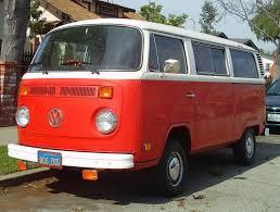 volkswagen microbus car picker red volkswagen microbus