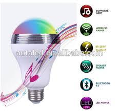 2016 smart bluetooth led light bulb models rgb smartphone remote