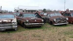junkyard car youtube old cars dealership youtube