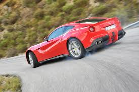 ferrari f12 back ferrari f12 berlinetta review 2012 2017 evo