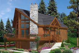 chalet cabin plans a chalet for today 8600mw architectural designs house plans
