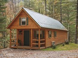 Log Cabins House Plans by Adirondack Tiny Cabins Manufactured In Pa Cozy Cabins
