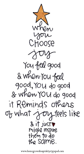 emerson quote kindness when you choose joy you feel good u0026 when you feel good you do