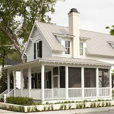 wrap around front porch smart style ideas from a historic lowcountry cottage southern living
