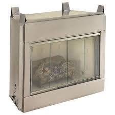 Superior Fireplace Manufacturer by Superior 42 Inch Stainless Steel Outdoor Gas Fireplace Fine U0027s Gas