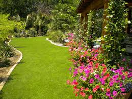Backyard Landscaping Cost Estimate Synthetic Grass Cost Santa Teresa New Mexico City Landscape