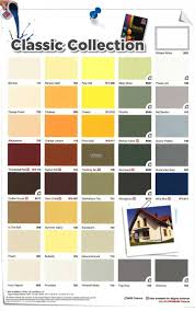 colour card nippon paint