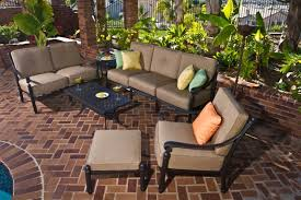 Outdoor Sectional Furniture Clearance by Patio Glamorous Outdoor Patio Sets On Sale Kmart Patio Sets On
