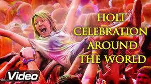 holi celebration around the world holi festival of colors