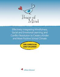 Conflict Resolution Worksheets For Kids The Peace Of Mind Program U2013 Teach Peace Of Mind