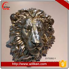resin lion head statue resin lion head statue suppliers and
