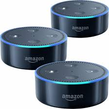 black friday deals on amazon dot amazon echo dot 2nd generation in black 3 pack best buy