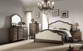 Eastern Accents Bedset Baudouin 4pc King Bedroom Set 26107ek