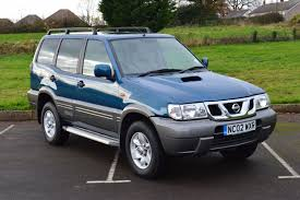 nissan terrano off road used nissan terrano ii cars for sale motors co uk