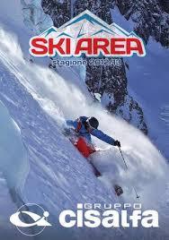 cisalfa le terrazze gruppo cisalfa ski area stagione 2012 13 by cisalfa sport issuu