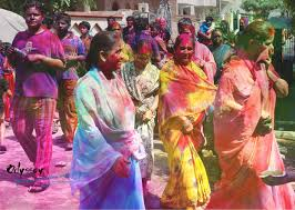 when where is holi festival celebrated in india 2018