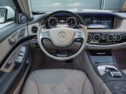 Mercedes Benz Interior Colors See 2018 Mercedes Benz S Class Color Options Carsdirect