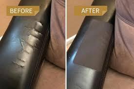 Leather Sofa Rip Repair Kit Repair Leather Sofa Large Tear Fix Seat Gradfly Co