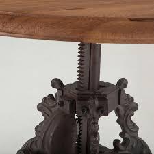 Adjustable Side Table Regina 24