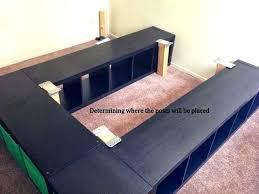ikea storage bed hack ikea storage bed hack storage bed ikea under bed storage malm