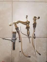used disney mickey mouse kohler bath sink faucet set rare for