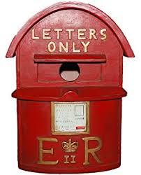 post box bird house nest box for the garden co uk