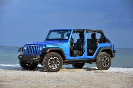 jeep beach logo 2016 jeep wrangler unlimited rubicon test drive review