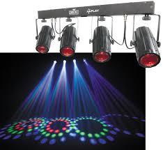 dj lighting truss package chauvet dj 2 4play led color bar light 2 dmx cables lighting