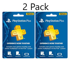 playstation plus 1 year membership black friday