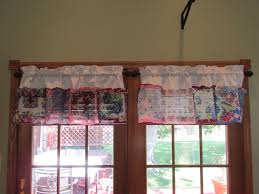 Tuscan Valance Kitchen Curtains Romantic Tuscan Whimsical Vintage