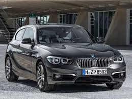 black bmw 1 series bmw 1 series 3 door 120d m sport nav servotronic car leasing
