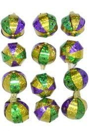 mardis gras decorations mardi gras tree ornaments work great from christmas through mardi