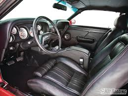 1969 Ford Mustang Interior 1970 Ford Mustang Appearances Can Deceive Popular Rodding